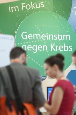 30. Deutscher Krebskongress in Berlin - Motto: Gemeinsam gegen Krebs
