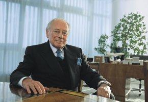 Prof. Dr. h. c. mult. Reinhold Würth: Vorsitzender des Stiftungsaufsichtsrates der Würth-Gruppe