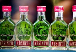Absinth wird heute auch in der Tschechischen Republik produziert