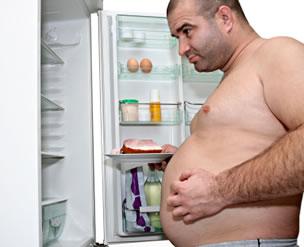 Adipositas, Fettsucht durch falsche Ernährung