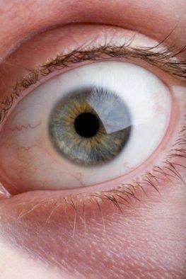 Agoraphobie - Panik in Augen