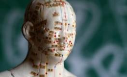 Akupunktur-Dummy: Akupunkturpunkte am menschlichen Körper