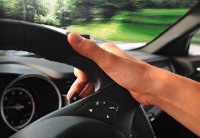 Alfa Romeo Giuleta - Tiptronic Schaltung am Lenkrad