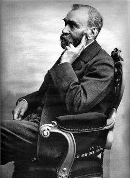 Alfred Bernhard Nobel der Erfinder des Dynamits