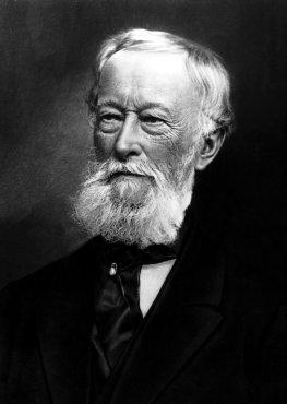 Alfred Krupp - Deutscher Erfinder und Industrieller (1826 - 1887)