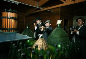 Schwarzbrennerei: Alkoholbrennerei während der Prohibition