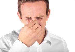 Ein Allergiker