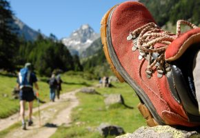 Alpenurlaub: Wandern mit der Familie