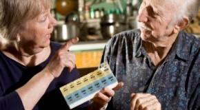Altersverwirrtheit: Eine Frau mit Ihrem Mann