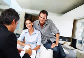 Altersvorsorge: Beratungsgespräch zur Rürup-Rente