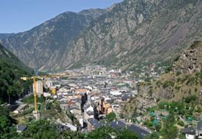 Pyrenäen: Andorra la Valle