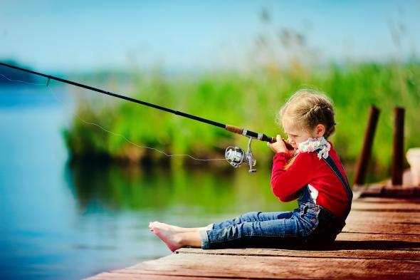 Wer in Deutschland angeln möchte, braucht den Angelschein.