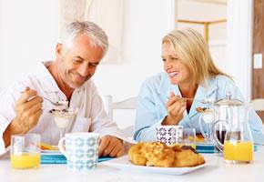 Anti Aging: Gesunde Ernährung hält uns fit und gesund