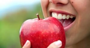 Äpfel senken nachweislich den Cholesterinspiegel.