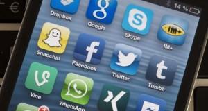Soziale Netzwerke verbinden Menschen über die ganze Welt.