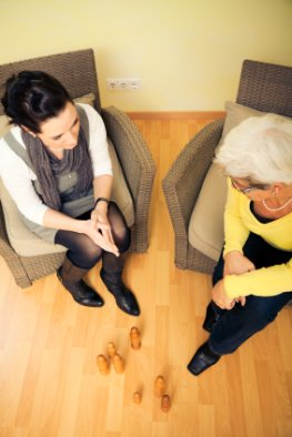 Arbeiten als Psychotherapeutin