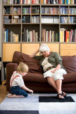 Kinderbetreuung mal anders - Au-Pair-Großmutter im Ausland
