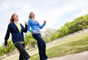 Bewegung: Ausdauersport kann die Symptome des Reizdarms lindern