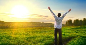 Autogenes Training befreit den Körper von Stress.