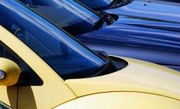Autolackierungen - bunte Farben für das Auto