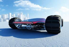 Zukunftsaussichten - Autos die selbstständig Fahren