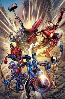 Avengers - die Superhelden