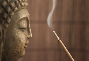 Ayurveda - Budda Figur