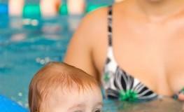 Babyschwimmen fördert die Koordination