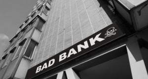 Die Bad Bank lagert toxische Kredite und Wertpapiere.