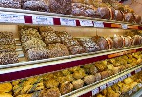 Bäckerei - Brotsorten mit ihren skurillen Brotnamen