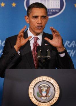 Präsident Barack Obama setzt weiterhin auf Atomkraftwerke