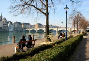 Basel - Die Kulturhauptstadt der Schweiz hat viel zu bieten