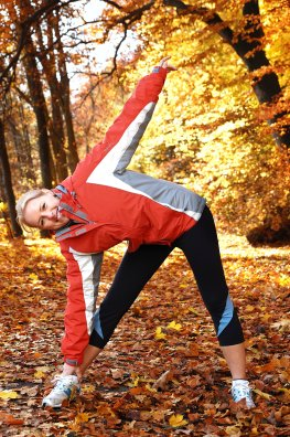 Be fit - Sportlich in den Herbst