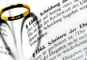 Bei einer Scheidung wird der Versorgungsausgleich geregelt