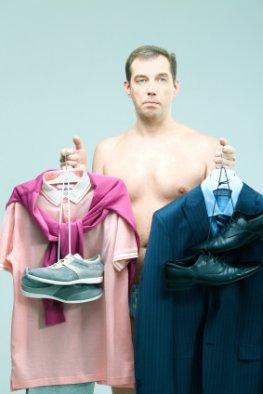 Bekleidungswahl - was ziehe ich an?