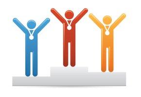 Beliebte Berufsgruppen - die Allensbacher-Berufsprestige-Skala