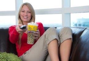 Bequem von der Couch aus Filme bestellen