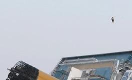 Bergungsarbeiten an der Costa Concordia