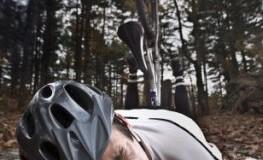 Berufsunfähigkeit - ein Unfall mit dem Fahrrad