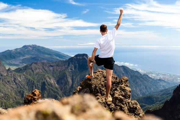 Wer bewusst atmet, unterstützt seine Gesundheit.