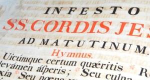 Im Miitelalter wurde auschließlich in Latein gelehrt.