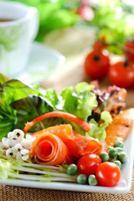 Bio-Diät - mit gesunden biologischen Nahrungsmittel