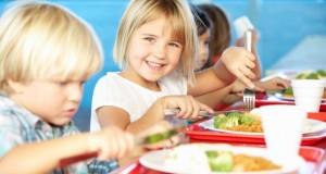 Bio kann jeder - gesunde Schulverpflegung für Kinder.