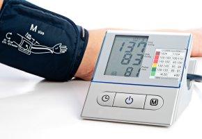 Blutdruckmessgerät: Blutdruckmessen