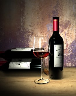 Grand Cru Rotwein - Bordeaux aus Frankreich