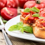 Bruschetta &#8211; einst ein Armenessen, heute eine Delikatesse