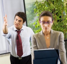 Büroalltag: Stress im Büro