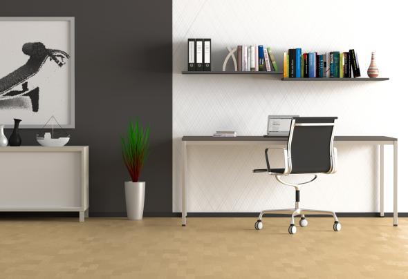 Büro - Ein schönes und aufgeräumtes Büro.
