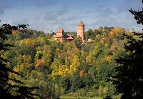 Burg Turaida in Sigulda