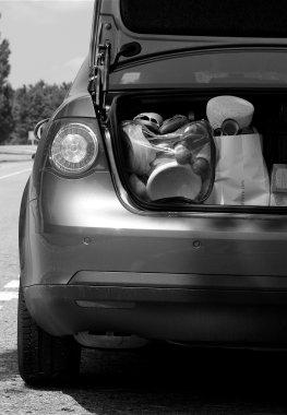 Car-Dwelling - ein Leben aus dem Kofferraum